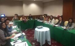 Консултативна работна средба со IWRAW ASIA PACIFIC за мониторинг на судски случаи за насилство и дискриминација врз жените