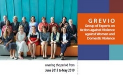 EU - GREVIO Monitoring the Convention on VAW - First General GREVIO Report