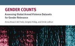Gender Counts: Assessing Global Armed Violence Datasets for Gender Relevance