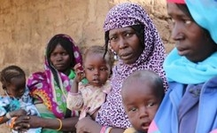 Gender in Humanitarian Crises Action