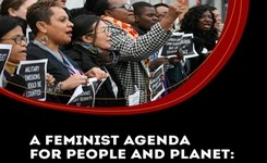 Global Feminist Economic & Climate Justice: A Feminist Agenda for People & Planet