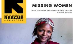 Missing Women: How to Ensure Beijing + 25 Leaves No One Behind