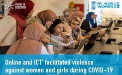 Online & ICT Facilitated Violence Against Women & Girls During COVID-19