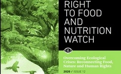 Right to Food & Nutrition Watch - Overcoming Ecological Crises: Reconnecting Food, Nature & Human Rights