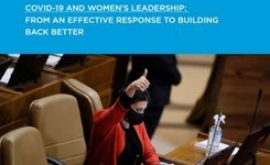 COVID-19 & Women's Leadership: From an Effective Response to Building Back Better