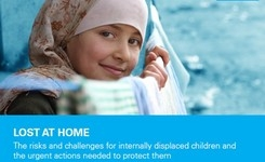Lost at Home - Risks & Challenges for Internally Displaced Children