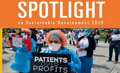 Policies for Systemic Change: Lessons from the Global COVID-19 Crisis - Civil Society Spotlight