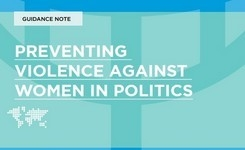 Preventing Violence Against Women in Politics