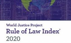 Индекс  за владеење на правото за 2020 година