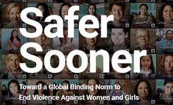 Safer Sooner Report - Violence Against Women & Girls
